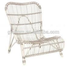 outdoor rattan furniture aluminum wicker chair