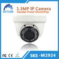 mejor venta de 1024p digital cámara de seguridad ip