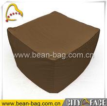 stretch cube bean bag tofu-shaped beanbag