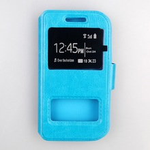 Universal Leather Phone Case With Magnetic For samsung t2558 For Phone Shell