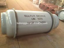 liquid sulfur dioxide