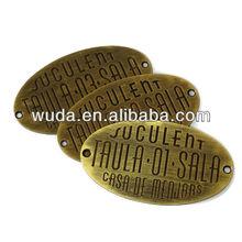 plenty of engrav brass plates
