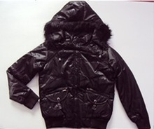Ladies Cheap Winter Down Padded Outdoor Jacket Overstock
