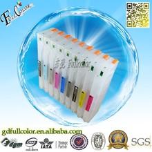 China ink cartridge wholesale 700ml refillable Ink cartridges for Stylus Pro 7890 9890 USA printer