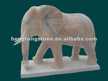 Chinese Stone Elephant