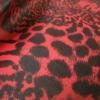 PU printed fake leather fabric / coated fabric / printed fabric