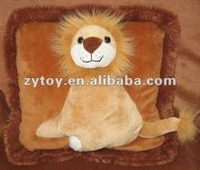 High quality plush animal cushions