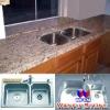 2012 Hot sales epoxy resin kitchen countertop