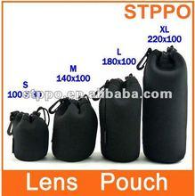 Neoprene Lens Pouch Case Bag
