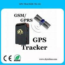 Hot global smallest tk102B gps glonass module radar laser detector tracked vehicles for sale