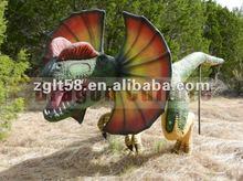 Event & Activity Plan dinosaur exhibit