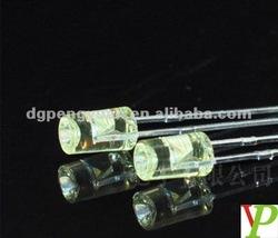 3mm 5mm high flat top led