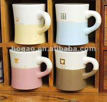 2012 creative ceramic Mug for promotion