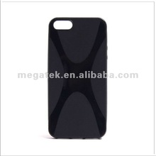 Mobile phone case spider x line gel tpu case for iphone 5