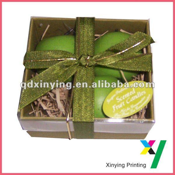 Cardboard Candle Packaging Ecofriendly Cardboard Candle