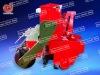 Multi-function tractor seeders