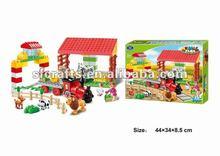 kids plastic building blocks toys