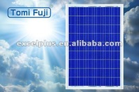 high quality 200w poly crystalline solar panel with TUV IEC MCS certificates