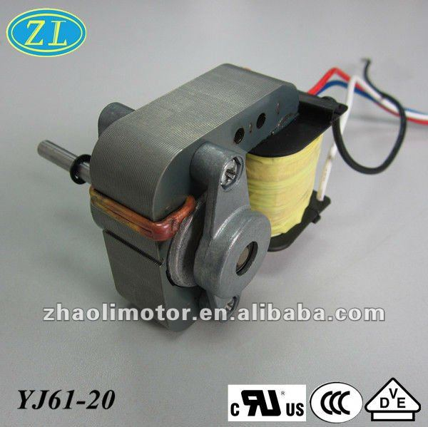 220v 50hz Electric Fan Motor Small Powerful Electric