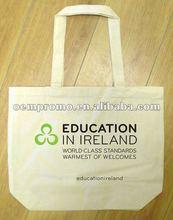 2012 promotional Eco-friendly cotton bag