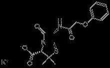 Penicillin V potassium salt 132-98-9 antibiotics
