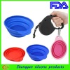 Hot new design fashion folding dog water bowl