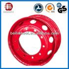 hot prouct steel used semi truck wheels