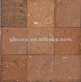 Vermelho telha da parede decorativa da parede de tijolo telha material de construção