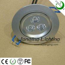 High brightness reasonable price 3W led lighting ceiling