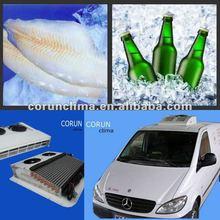 Model T230 ,Roof top mounted van refrigeration equipment for fresh van conversion