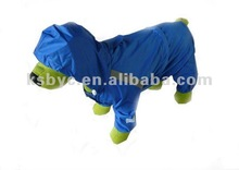 Fashion Dog Raincoat