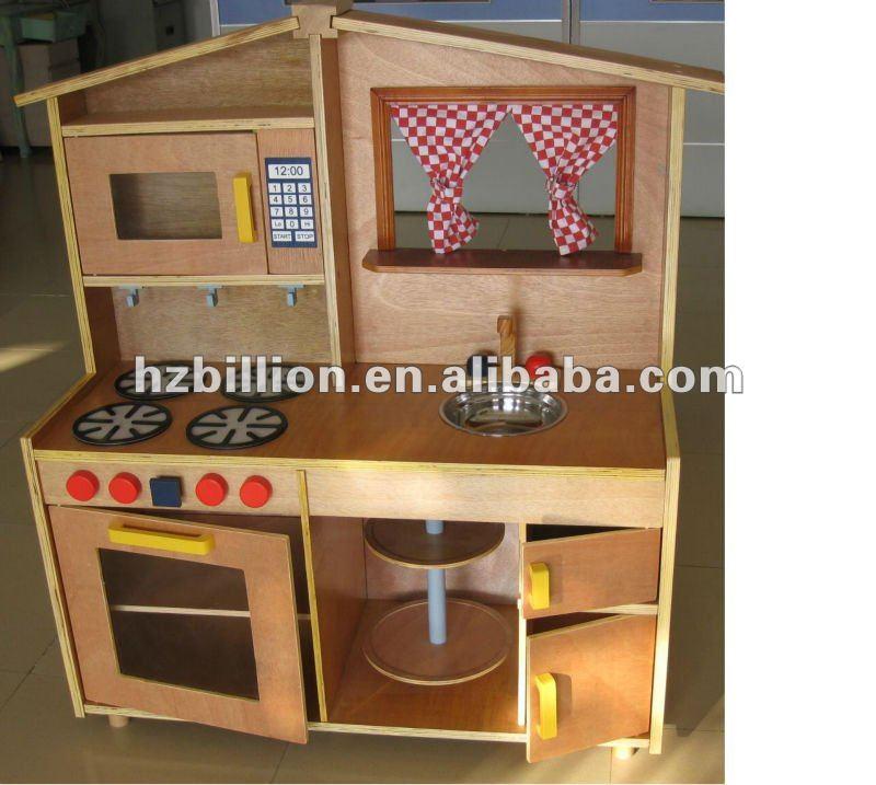 de cocina juguetes para niños de madera mueblesJuguetes de muebles