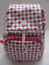 Fashion ladies drawstring backpack bag