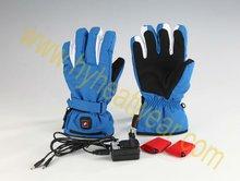 Hockey heated gloves