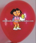 Meet EN71! hot selling round shape helium latex balloons