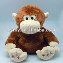 Wholesale hot selling soft plush monkey toy