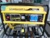 5kva air-cooled open power gasoline generator