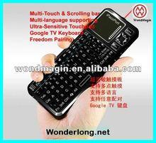 iPazzPort Mini Handheld 2.4G Wireless Keyboard for Google TV box,tablet pc