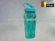 2012 New desgin 600ml PS/AS Plastic sports bottle