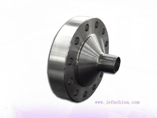 Adaptador flange para óleo de cabeça de poço
