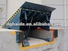 hydraulic dock leveler