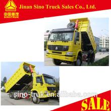25Ton howo 6x4 heavy tipper/dump truck