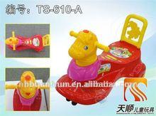 Children magic car ride-on car new concept slide car toys--factory