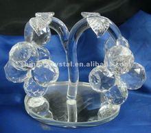 Agradável cristal cluster uva