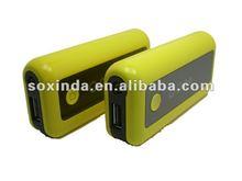 Hot Sale 2012 new Mini 5200mAh Power Bank For mobile ipod