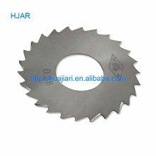 spinning cutting blade