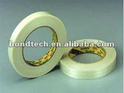 3M 898 filament tape with clear color