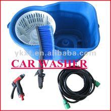 HW-CW-03 new design mini convenient high pressure car washing