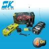 !1:16 4ch electric rc car 4channel remote control car traxxas slash electric rc rally cars