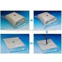 Jumbo vacuum sealed plastic bags